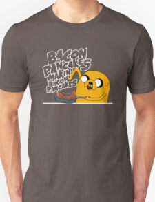 "Jake - Adventure Time ""pancakes"" Unisex T-Shirt"