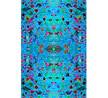 Psychedelia easter Photographic Print