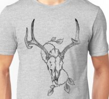 Skull Thorns Unisex T-Shirt
