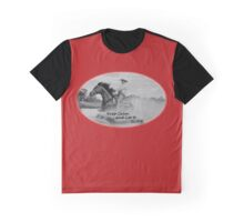 REINING HORSE Graphic T-Shirt