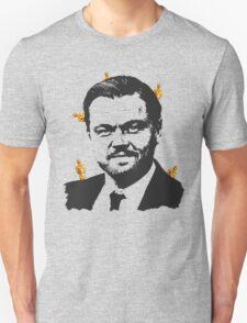 Leonardo DiCaprio Oscars w T-Shirt