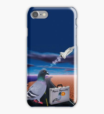 """☞ º°""""˜`""""°☜♥☞ PIGEON IMPOSSIBLE >PILLOW,PICTURE,TOTE BAG-VARIOUS APPAREL ☞ º°""""˜`""""°☜♥☞ iPhone Case/Skin"""