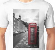 The Red Phonebox Unisex T-Shirt