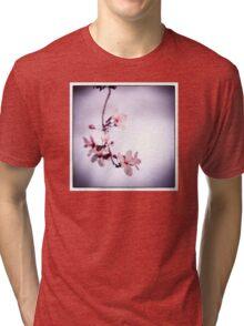 Plum blossoms Tri-blend T-Shirt
