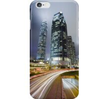 Night HK iPhone Case/Skin