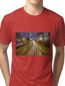 Night Way Tri-blend T-Shirt