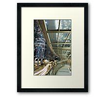 Under For Framed Print