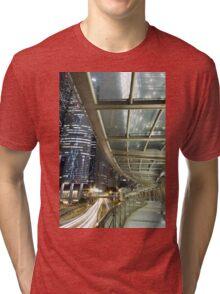 Under For Tri-blend T-Shirt