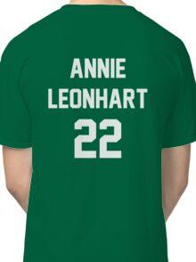 Attack On Titan Jerseys (Annie Leonhart) Classic T-Shirt