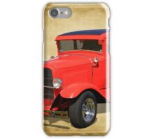 Nineteen 30 iPhone Case/Skin