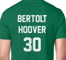 Attack On Titan Jerseys (Bertolt Hoover) Unisex T-Shirt