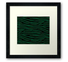0073 British Racing Green Framed Print