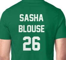 Attack On Titan Jerseys (Sasha Blouse) Unisex T-Shirt