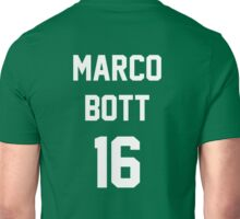 Attack On Titan Jerseys (Marco Bott) Unisex T-Shirt