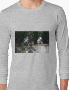 Brush Turkey Below Long Sleeve T-Shirt