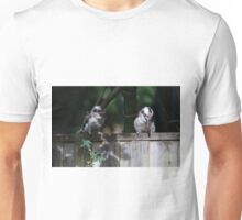 Brush Turkey Below Unisex T-Shirt