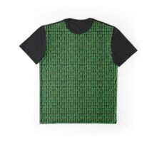 Binary Green Graphic T-Shirt