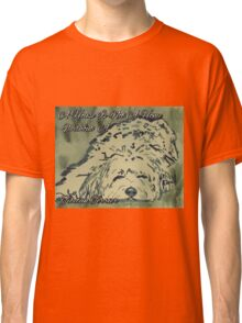 A House Is Not A Home Without A Tibetan Terrier (Grn) Classic T-Shirt