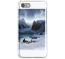 François Biard - Magdalena Bay  iPhone Case/Skin