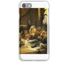 François Biard - Passage of the Line iPhone Case/Skin