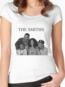 The Smiths - ONE:Print Women's Fitted Scoop T-Shirt