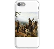 François Biard - The Abolition of Slavery in the French Colonies iPhone Case/Skin