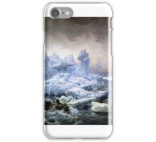 François Biard - The Walrus Hunt  iPhone Case/Skin