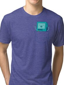 Beemo Adventure Time Tri-blend T-Shirt