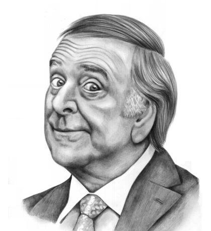 Sir Terry Wogan Sticker