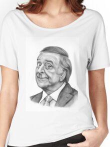 Sir Terry Wogan Women's Relaxed Fit T-Shirt