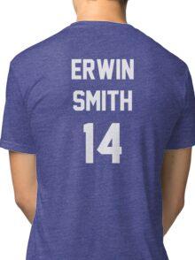 Attack On Titan Jerseys (Erwin Smith) Tri-blend T-Shirt
