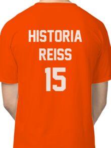 Attack On Titan Jerseys (Historia Reiss) Classic T-Shirt
