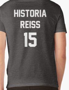 Attack On Titan Jerseys (Historia Reiss) Mens V-Neck T-Shirt