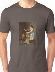 Briton Riviere - Reading Lesson Compulsory Education Unisex T-Shirt