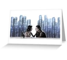 Inception Greeting Card