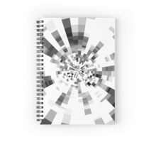 mnml tchn Spiral Notebook