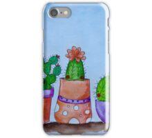Cactus Convention iPhone Case/Skin