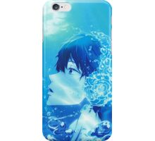 Free! - Haru iPhone Case/Skin