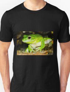 White lipped Tree Frog T-Shirt
