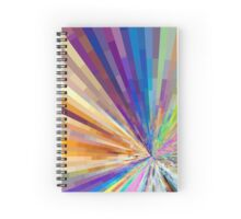 spin around a hundred times.  Spiral Notebook