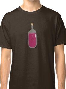 wine bottle Classic T-Shirt