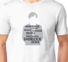 Marriage...  Unisex T-Shirt