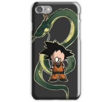 Goku chibi iPhone Case/Skin