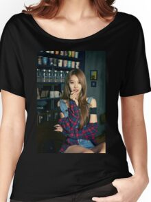 Dahye In The Bar Women's Relaxed Fit T-Shirt