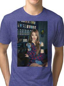 Dahye In The Bar Tri-blend T-Shirt