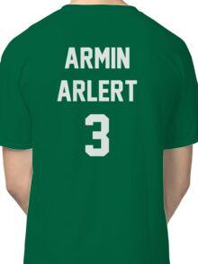 Attack On Titan Jerseys (Armin Arlert) Classic T-Shirt