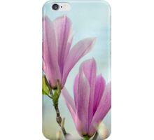 Magnolia Flowers iPhone Case/Skin