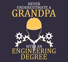 Engineering Grandpa Unisex T-Shirt