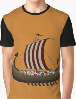 Vikings Graphic T-Shirt