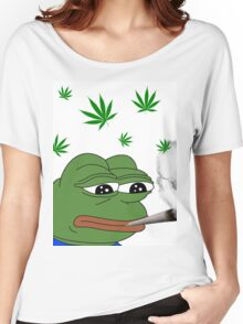 Pepe 420 Women's Relaxed Fit T-Shirt